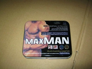 China Male Penis Male Sex Pills Enlargement MAXMAN Sex Pills To Increase Sexual Confidence supplier