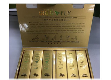 Spanish Gold Fly Female Libido Booster Supplements 5ml*12 pieces / boxSex Medicine Aphrodisiac Oral Solution Colourless
