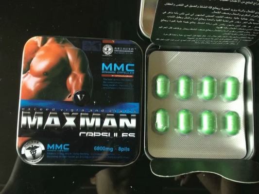 Wild Sexx Natural Male Enhancement Pills Healthy Product for Man Enhancement for Long Lasting / Sexual Libido