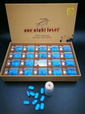 One Night Lover Blue Sex Enhancement Pills For Male Stimulate Sexual
